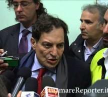 Intervista Presidente Crocetta allerta meteo e stato di calamità