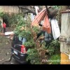 Tromba d'aria ad Acireale si contano i danni – Il Video-
