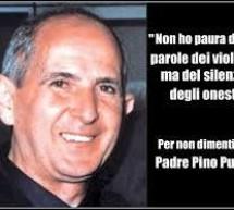 Finalmente è beato il prete martirizzato dalla mafia.