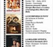 """""""Piazze aperte al Cinema"""" 2013: rassegna cinematografica ad Acireale, dal 14 al 17 luglio"""