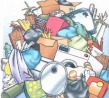 Acireale – al via il servizio di raccolta dei rifiuti RAEE