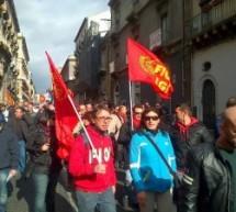 Circolo PRC Olga Benario a fianco dei lavoratori ST Microeletronics per salvare l'industria a Catania