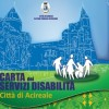 Ecco la carta dei servizi per la disabilità di Acireale