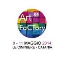 Al via Art Factory 04 a Catania
