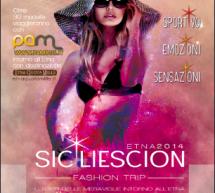 #Siciliescion: la moda conquista l'Etna