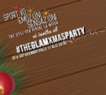 The Glamour Christmas Party a Giarre