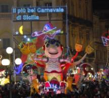 """Slitta a sabato 21 e a domenica 22 febbraio il gran finale del """"Più Bel Carnevale di Sicilia"""""""