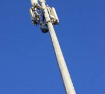 Tar: stop antenna in via Monetario Floristella Acireale