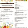 """Domenica 22 marzo """"PrimaveraBio"""". mercato bio e seminario piazza Duomo Acireale"""