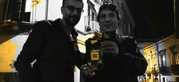 Davide Pappalardo: intervista in noir