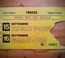 Brainiac a Catania: 1996