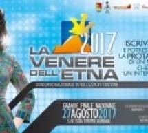 La Venere dell'Etna 2017: vince Maria Vittoria Di Stefano