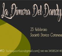 Catania: la dimora del dandy