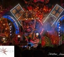 Carnevale Acireale 2019: Malgioglio, Atzei, dj Proce