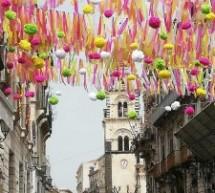 Carnevale dei fiori: Acireale addobbata e partecipata