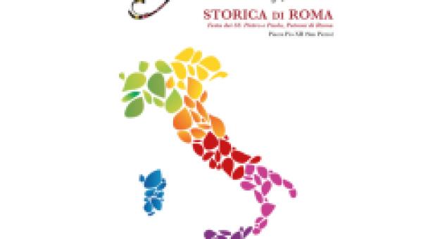 Pro Loco Acireale all'Infiorata di Roma