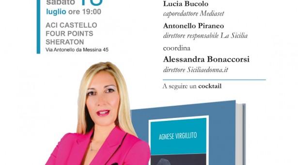 Jasmine fuma la pipa: presentazione libro ad Aci Castello