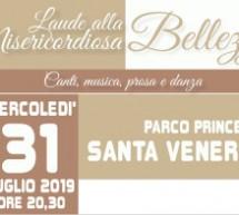 Laude alla misericordiosa Bellezza a Santa Venerina