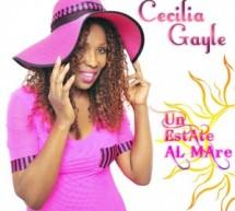 Cecilia Gayle omaggia Giuni Russo