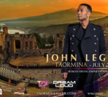 Taormina 4Ever: John Legend in concerto