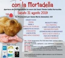 Acireale: II Sagra della Rosetta con la Mortadella a San Cosmo il 31 agosto