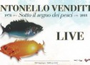 Antonello Venditti: a Taormina, Palermo, Agrigento