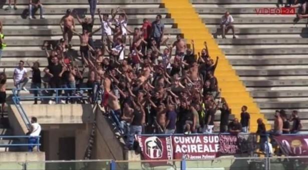 Marsala-Acireale: dichiarazioni di Gianluca Cannavò