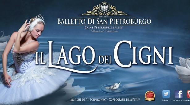Il lago dei cigni al Metropolitan di Catania