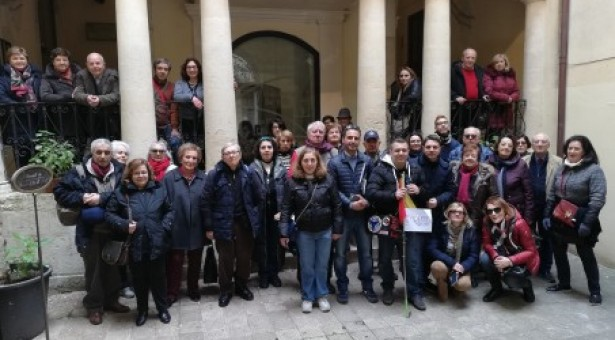 Pro Loco Acireale e Pro Loco Giarre in tour a Chiaramonte Gulfi e a Licodia Eubea