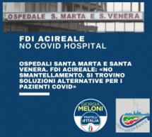 FDI Acireale: No Covid Hospital