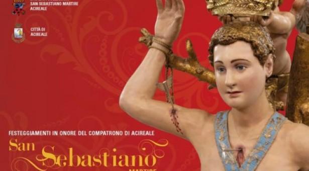 Acireale, nuove disposizioni festeggiamenti san Sebastiano 2021