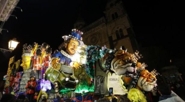 Il Carnevale 2021 di Acireale si fa in tre per emergenza covid-19