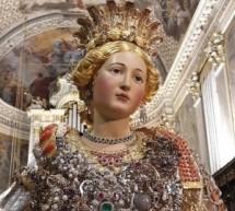 Acireale: 370° anniversario elevazione di Santa Venera  a patrona