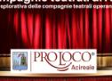 Acireale: compagnie teatrali cercasi