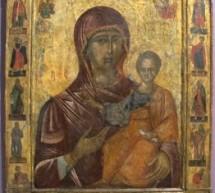 L'iconografia della Madonna con Bambino