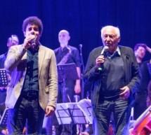 """Taormina, le """"Emozioni"""" di Lucio Battisti con Mogol e Gianmarco Carroccia"""