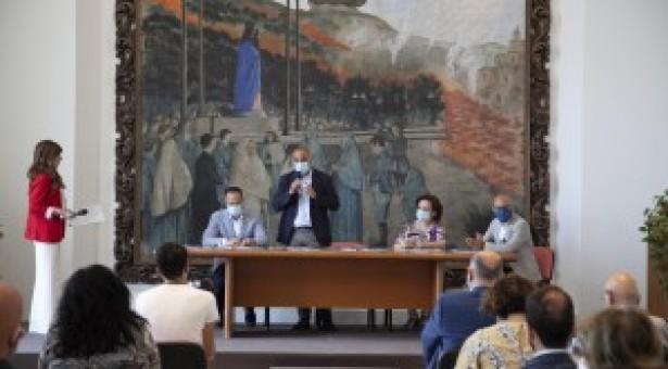 """Zafferana, presentata """"Etna in scena"""": spettacolo, turismo e sicurezza"""