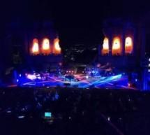 Taormina, al Teatro Antico il bis Antonello Venditti dopo il successo di ieri