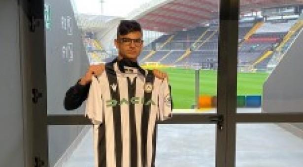 Calcio, il giovane difensore catanese Carlo Capuana passa all'Udinese