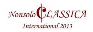 NonsoloClassica International 2013