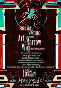 Art in narrow way