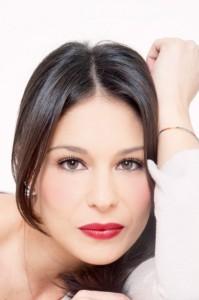 L'attrice Ilenia Maccarrone