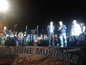 Vampolieri - Intitolazione e inaugurazione slargo Beata Maria Chiara Luce Badano