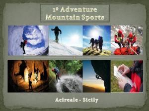 Acireale - 1º Etna Adventure Mountain Sports: la manifestazione sulla sicurezza e lo sport in montagna