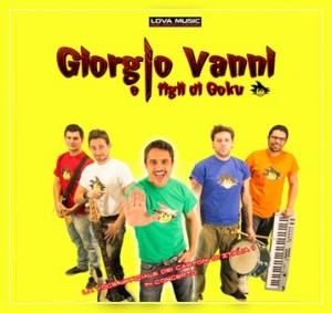 Giorgio Vanni canterà insieme ai Figli di Goku ad Etna Comics 2014
