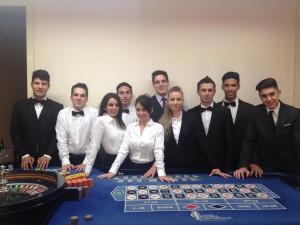 i dieci studenti di scuola croupier catania assunti da costa crociere