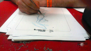 disegno trinacria