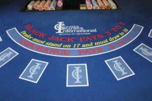 tavolo da gioco Scuola Croupier Catania