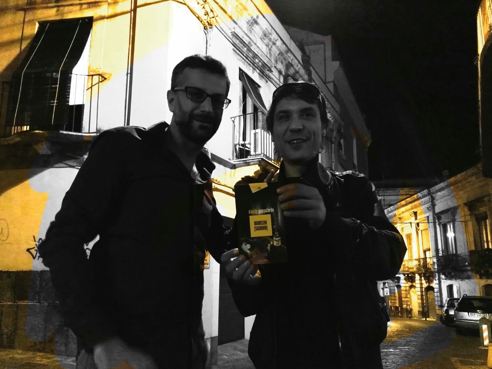 Davide Pappalardo e Guglielmo Paradiso