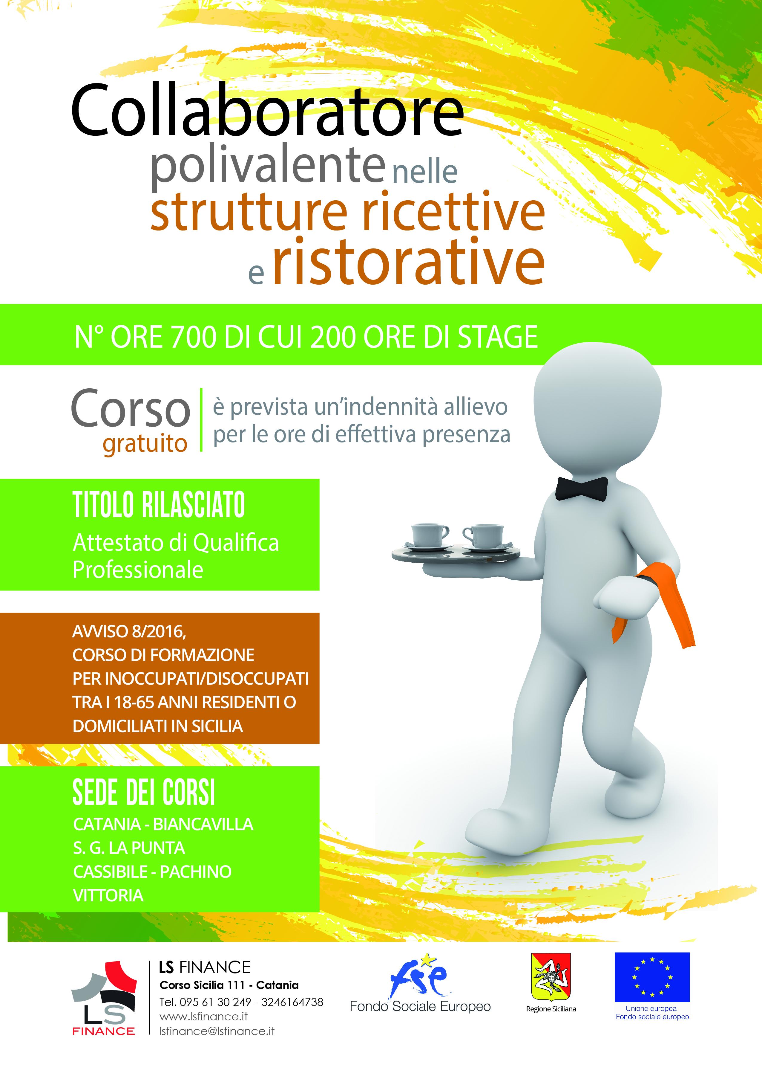 Sicilia: corsi professionali gratuiti